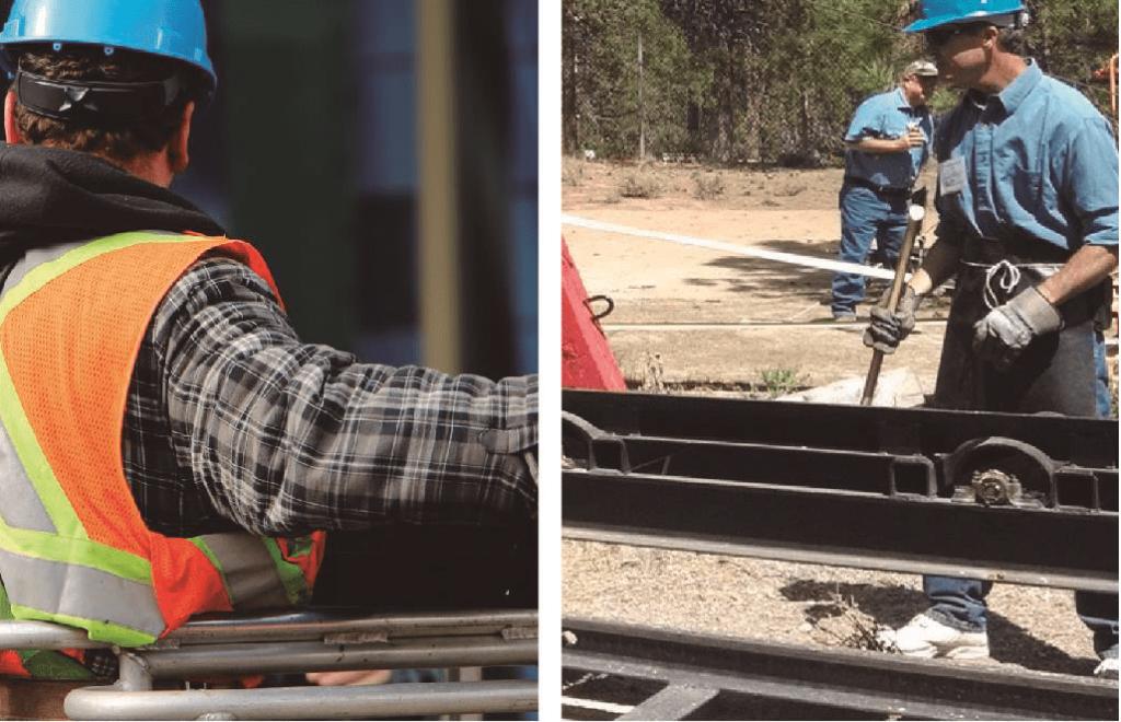especialización seguridad y salud en el trabajo