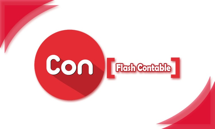 flash contable
